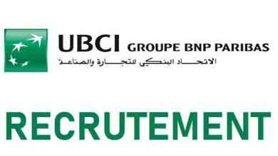 UBCI recrute
