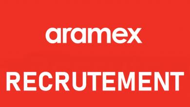 Aramex recrute