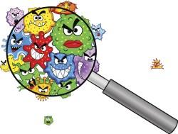 Leddgikt gir en annen sammensetning av bakterier i tarmen og munnen.