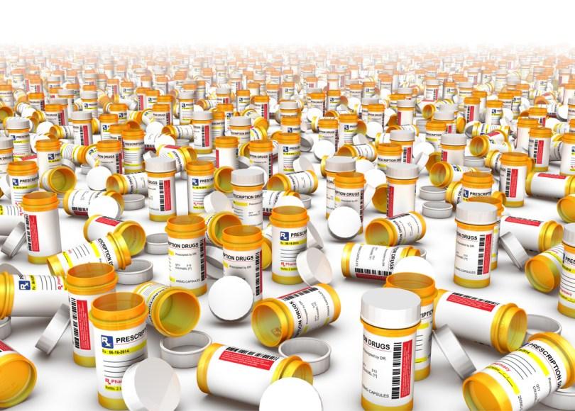 Er veien til helse å kun bruke piller?