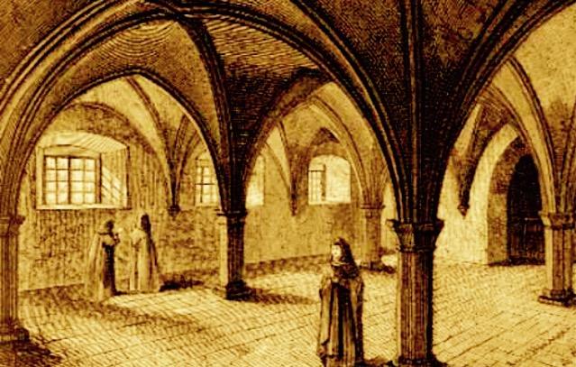 Med Ø i kloster