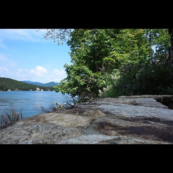 lake burton overlook