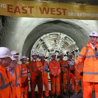 Bechtel and Crossrail Complete Tunnelling on Europe's Largest Engineering Project