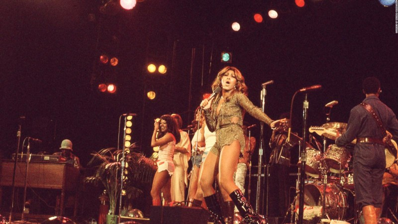 Tina Turner cuenta su historia en un documental de HBO