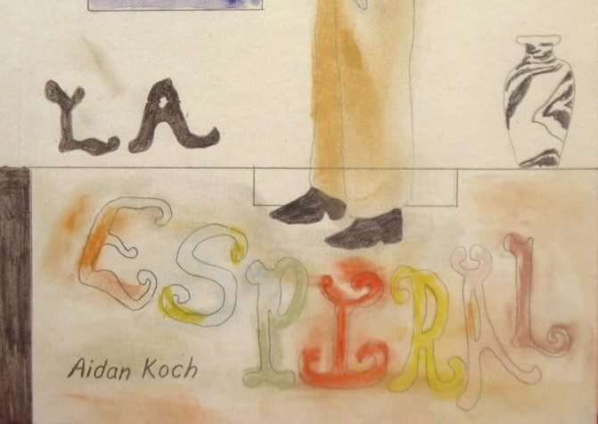 La espiral, Aidan Koch