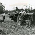 Farm Tractor and Pre War Binder