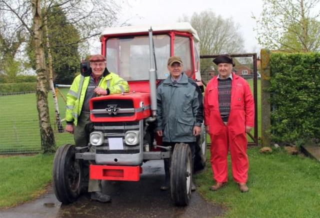Tunstead Tractor Boys
