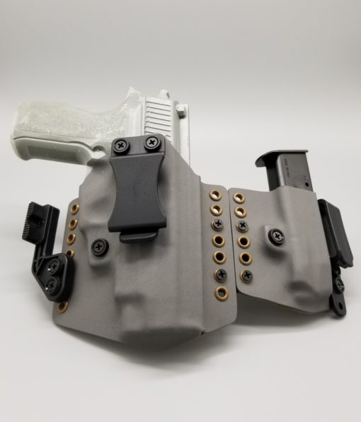 Holsters and Mag pouches for EDC & Duty
