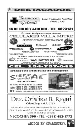INFORMARIO 251 - JULIO 2020.cdr