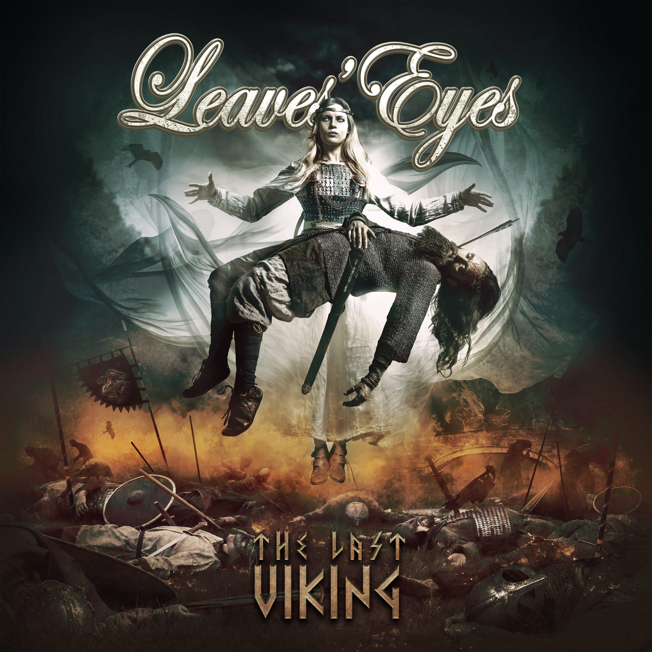 REVIEW: Leaves' Eyes – The Last Viking