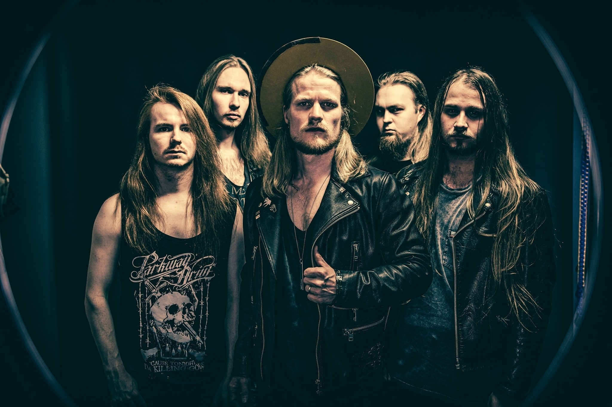 "Finnish power metal act Arion release new single, ""Bloodline,"" featuring Noora Louhimo."