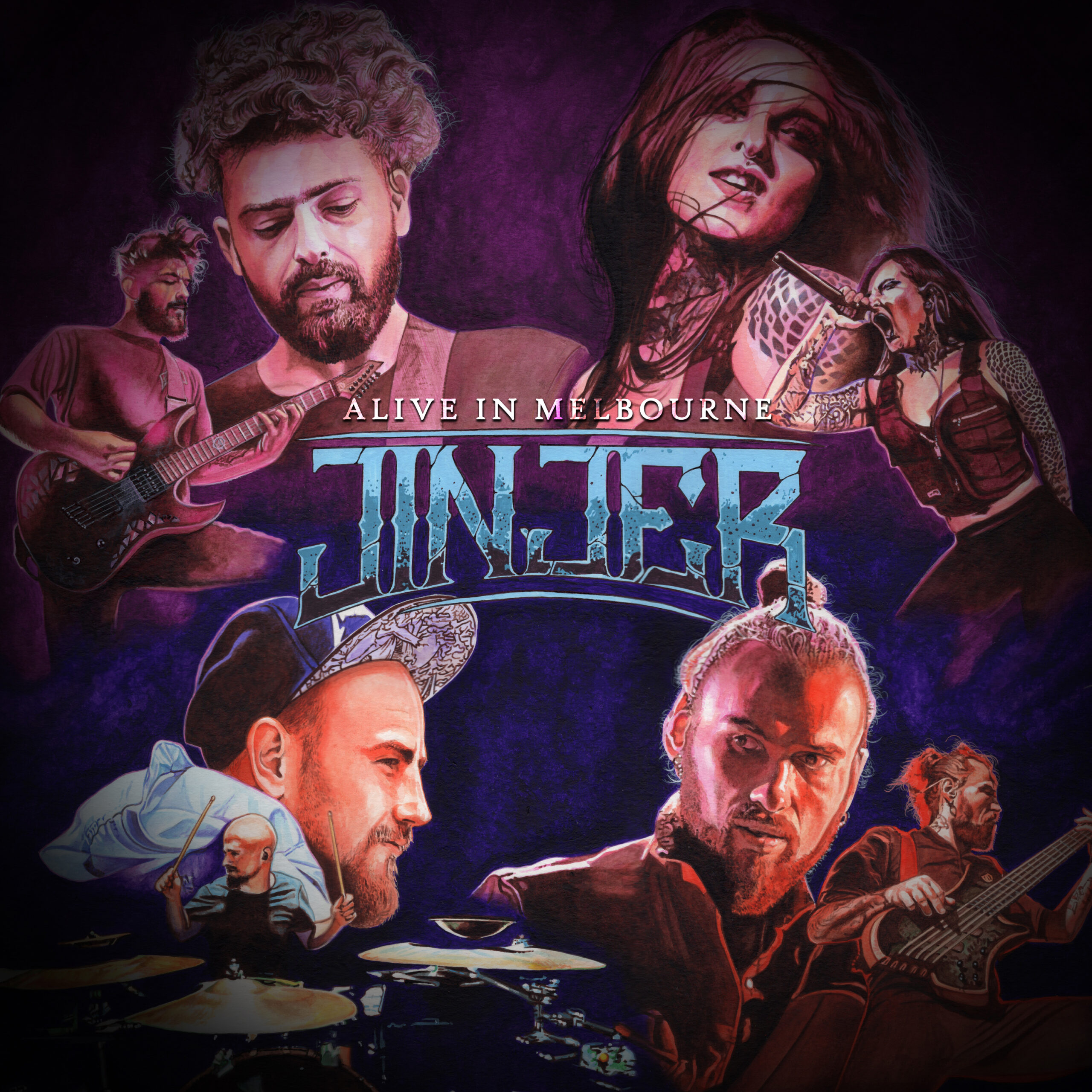 REVIEW: Jinjer – Alive in Melbourne