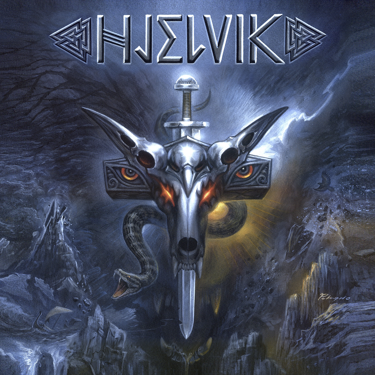 REVIEW: Hjelvik – Welcome to Hel