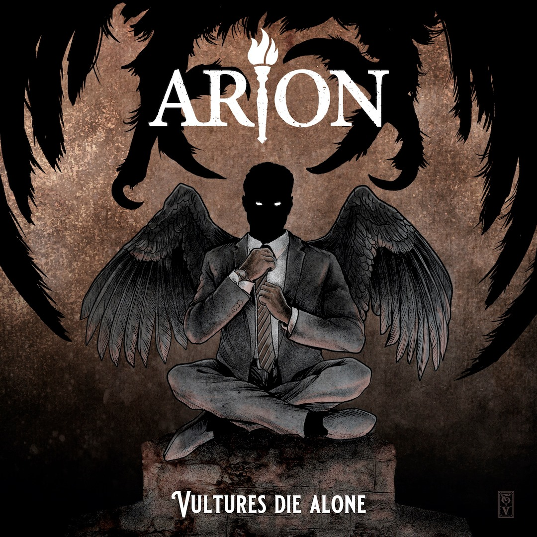 "Arion announce new album ""Vultures Die Alone"" and release new single."