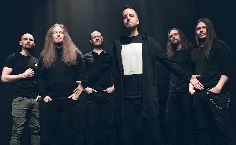 "Bloodred Hourglass release new single ""Veritas."""