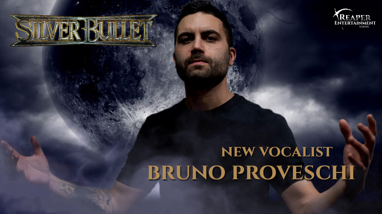 Silver Bullet welcome their new vocalist.