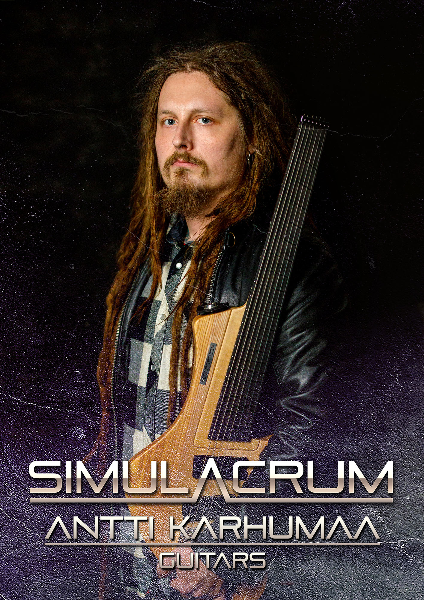 Simulacrum part with guitarist Petri Mäkila and welcome Antti Karhumaa to the band.