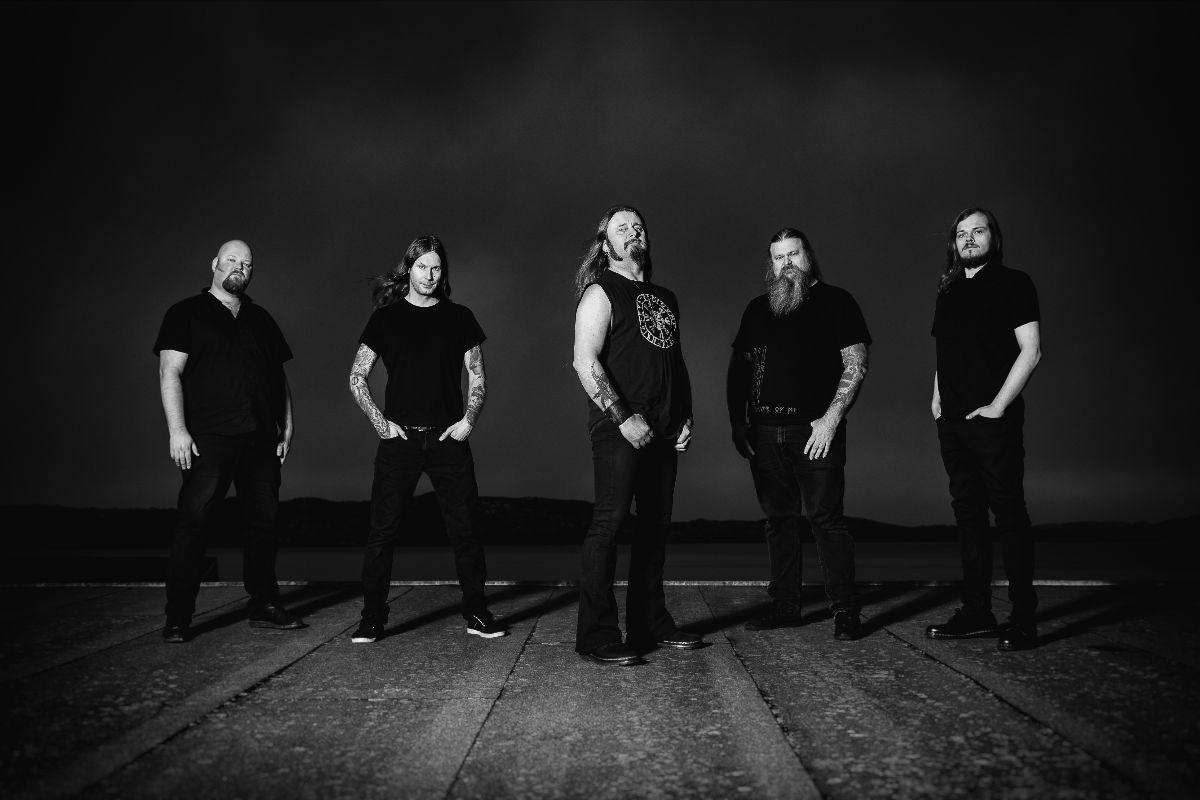 Enslaved Release 'Sacred Horse' Live Video & Single