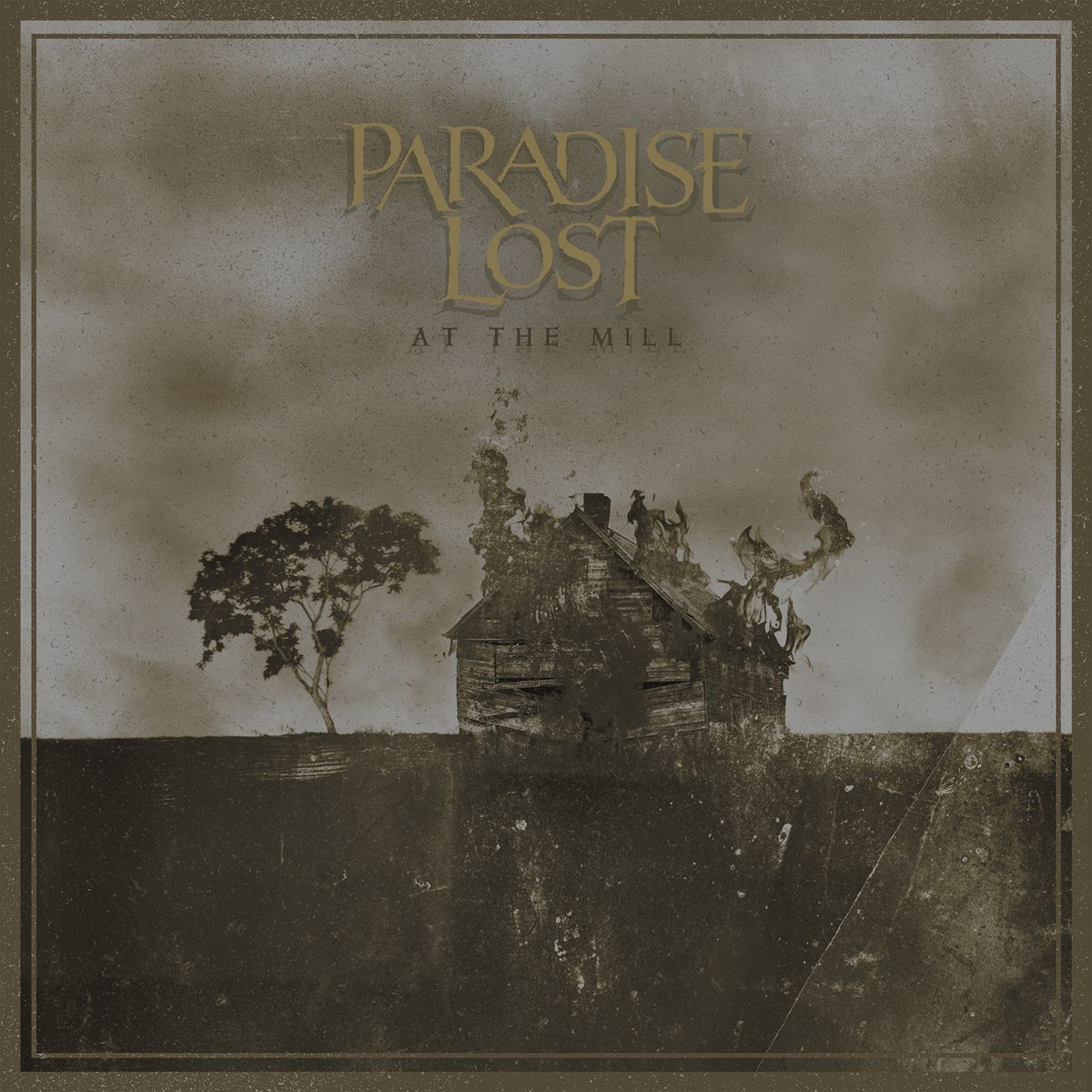 "Paradise Lost bring back their livestream ""At The Mill"" as gripping live release"