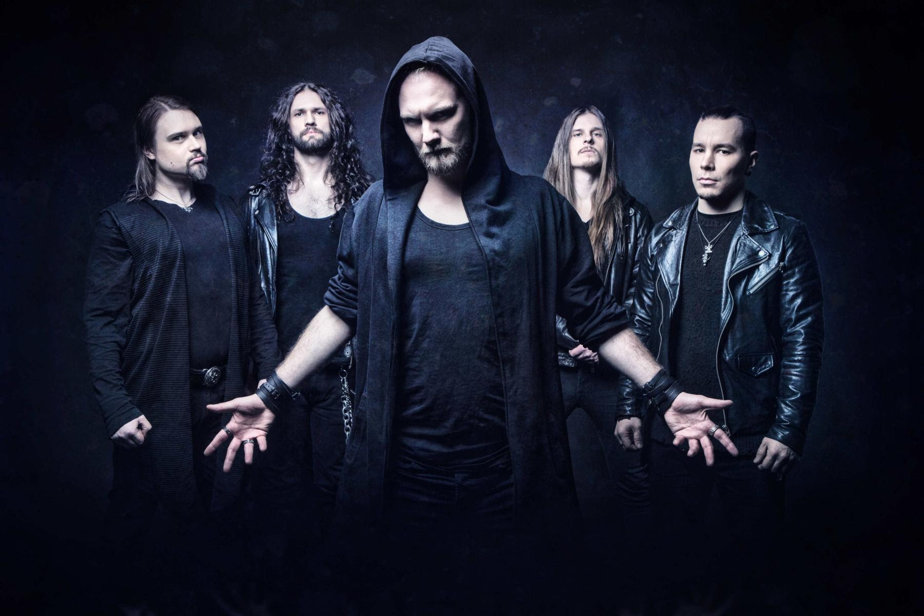 Symphonic Melodic/Death Metal Force Brymir Signs Worldwide Record Deal with Napalm Records.
