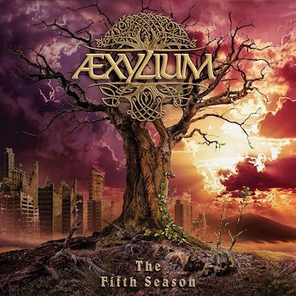 """Aexylium release new single, """"The Bridge,"""" from upcoming album, """"The Fifth Season,"""" due for release via Rockshots Records this fall"""