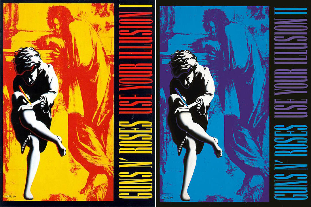 (1991) Guns N' Roses – Use Your Illusion I & II: Anniversary Special