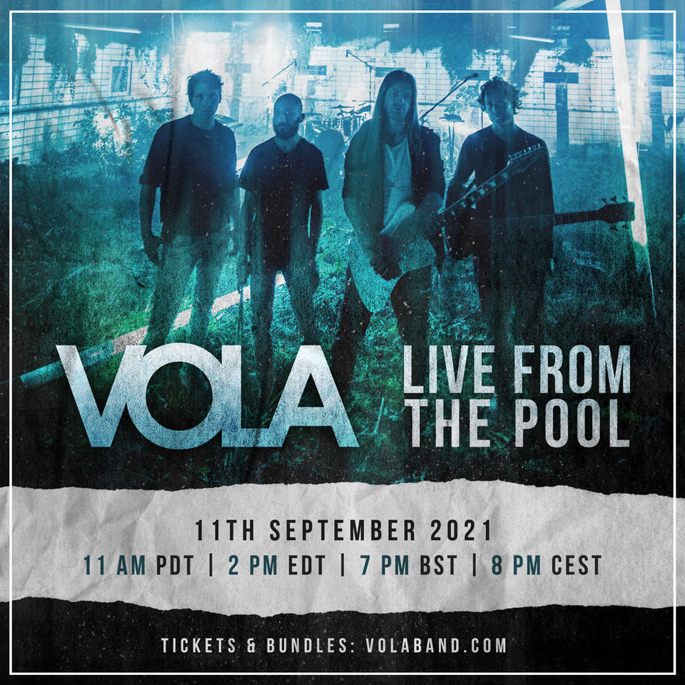 09.11.2021 VOLA: Live From the Pool