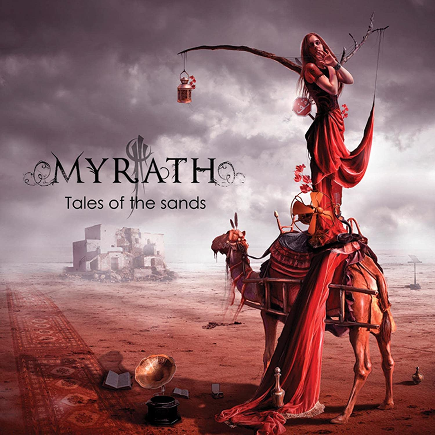 (2011) Myrath – Tales of the Sands: Anniversary Special