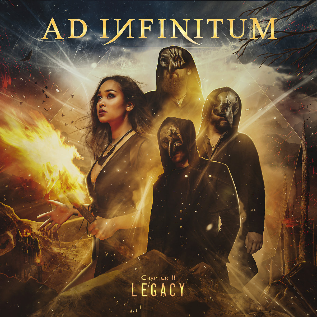 REVIEW: Ad Infinitum – Chapter II – Legacy
