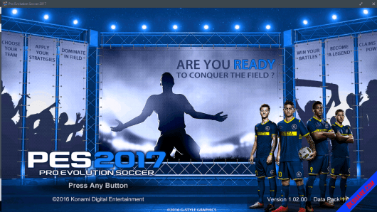 BigUpdate Patch PTE 2.1 PES 2017 by Duy Lộc - Patch PES 2017