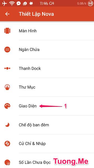 Trang trí tết cho điện thoại Android với bộ theme, icon Tết tuyệt đẹp Trang trí tết cho điện thoại Android với bộ theme, icon Tết tuyệt đẹp