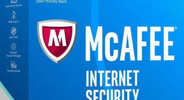 Bản quyền phần mềm McAfee Internet Security 2017 miễn phí