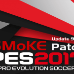 Download PES SMoKE Update 9.4.2 for 9.4 – Patch PES 2017 mới nhất