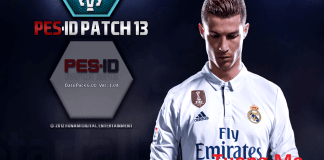 PES-ID Ultimate Patch 2013 v3.0 - Patch PES 2013 mới nhất 2017