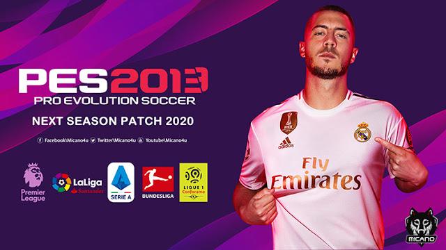 PES 2013 Next Season Patch 2020