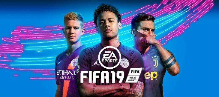 FIFA 19 Android Mod UEFA Champions League 2019 - FIFA 19 Offline Android