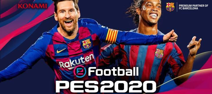 Thông tin chính thức về PES 2020: tính năng, cấu hình, ngày phát hành,...