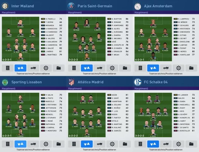 PES 2019 Miniface Pack Vol. 4 ( 1882 Minifaces )​ by 1002MB