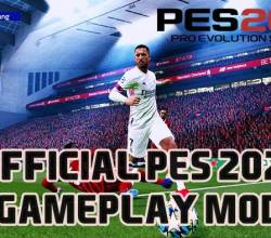 Official Gameplay PES 2021 cho PES 2017 by GUNG, TR