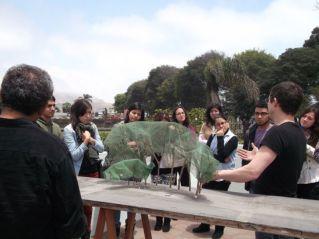 Presentación del proyecto Eje Cultural de Osma
