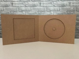 Un'anteprima del packaging in lavorazione...