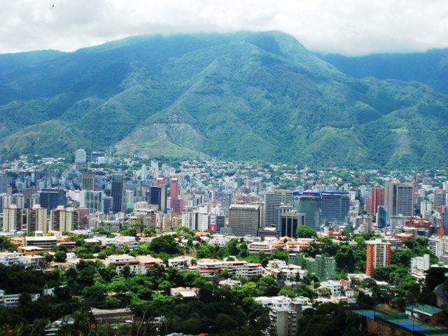 La bella Caracas, foto Marisela Valero