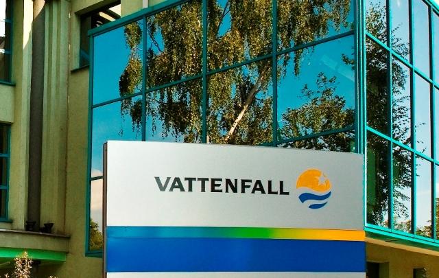 La compañía Vattenfall es quien tiene actualmente la concesión de la electricidad en Berlín