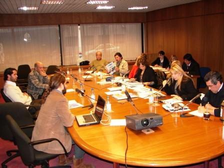 Reunión en Uruguay de Organizaciones Conservacionistas. Cortesía de OCC.org.uy