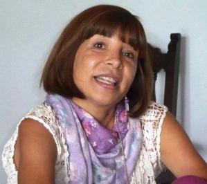 Maria Julia Sánchez, Maestra de Biodanza, compañera de Myrna Rondón en Biodanza Caracas