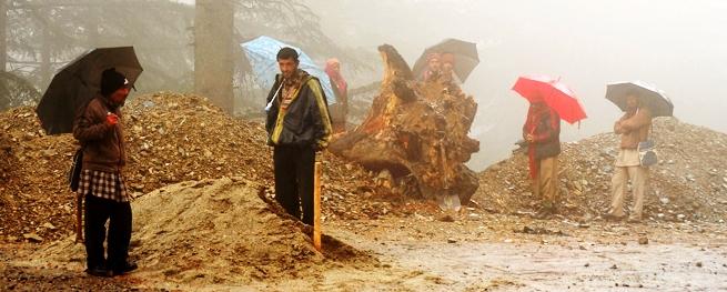Cambio climático causa estragos en la provincia de Madhya Pradesh, India