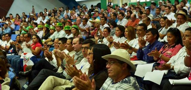 Encuentro para la gestión comunitaria del agua en Costa Rica. Foto AVINA