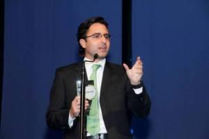 Sebastian Bustamante, Director de Verdeate. Foto cortesía de Verdeate