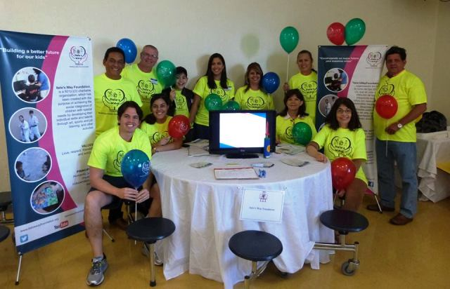 Los voluntarios son muy importantes en Italo'S Way Foundation