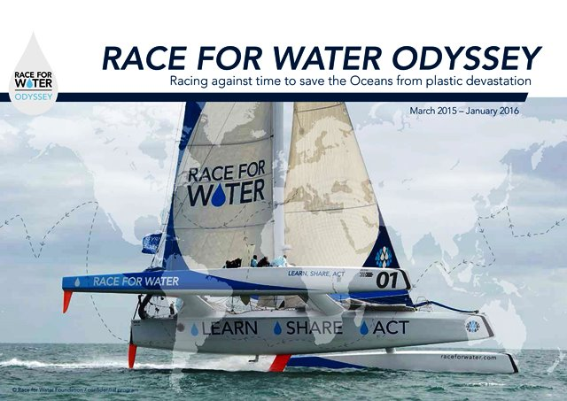 Foto cortesia Race for Water.